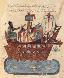 barca arabe